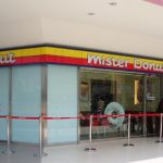 Mister Dount 五福店 (The EP unit site at Mister Dount - WuFu Branch)
